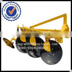 Small Tractor Plow 1LY(T)425 tractor mounted disc plough