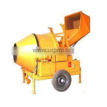 Shengya JZC350 electric concrete mixer with wheels with best price small scale industries in india images