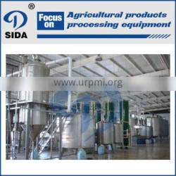 High fructose corn syrup proudction machine line from corn