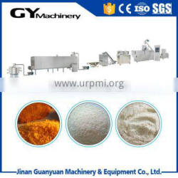 Great quality bread crumbs equipment