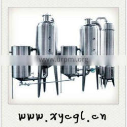 WZ II Double Effect Energy-Saving Outer Circulation Vacuum Concentrator