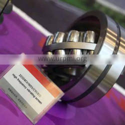 bearings specialized for hihg frequency vibrating screen 22324/w33, spherical roller bearings, self-aligning roller bearing