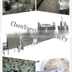 2014 Automatic High quality extruded quickly cook rice machine with CE