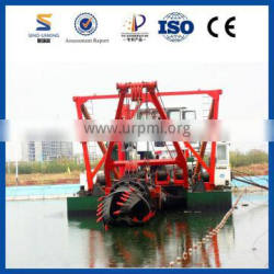 Warranty Quality Watermaster Dredger Sale with Original Spare Parts