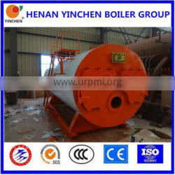 Full automatic oil hot water boiler and gas fired hot water boiler with factory price 0.35MW----29MW water heating
