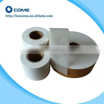 manufacture high quality 114mm heat seal tea bag filter paper roll