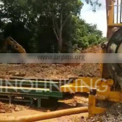 Small Alluvial Gold Mining machine