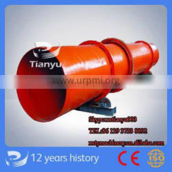 Tianyu Brand Rotary Dryer Machine paypal acceptable