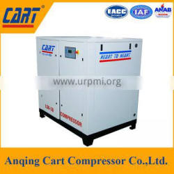 37kw 8bar screw compressor for sale with high quality