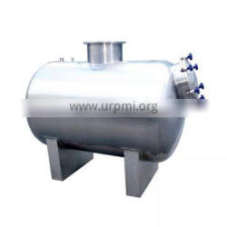 Sanitary stainless steel hot water storage tank edible water oil storage tank