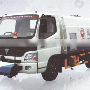 ZQZ5090GQX road washer truck for sale