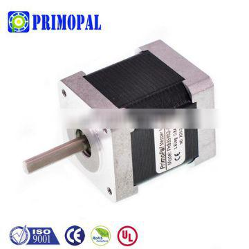 high quality speed quiet micro accuracy unipolar accur can stack delta 0.9 degree 24v nema 14 stepper motor supplier