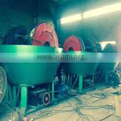 Vertical Wet Grinding Mill for Alluvial Gold with 1200 Model