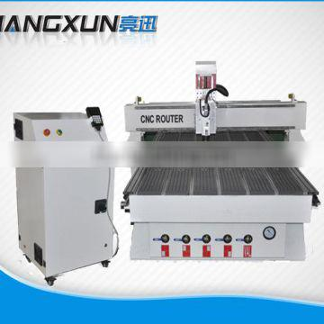 Large size Woodworking series CNC roter with DPS control system for crafts wooden doors