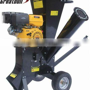 13hp gasoline high speed steel chipping industrial chipper shredder