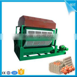 Used waste recycling paper egg tray machine egg tray plant with multi dryer