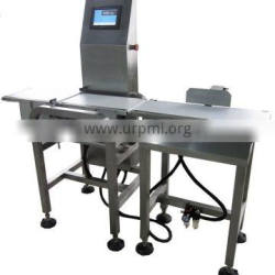 ROYEE Digital conveyor check weigher with automatic rejection system