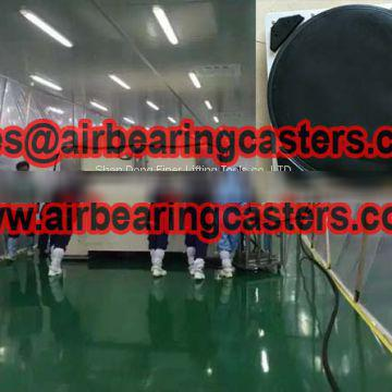 Air skates instruction with price list in our life