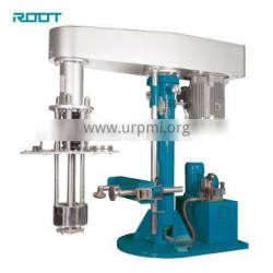 RT-LM series vertical basket mill for paint, pigment, printing ink, coating production