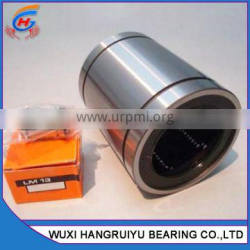 SI unit double seal linear bearing shaft 8mm LM8UU