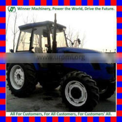 China new design 120-140hp tractor with low price