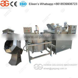 Automatic Potato Finger Frying Machine