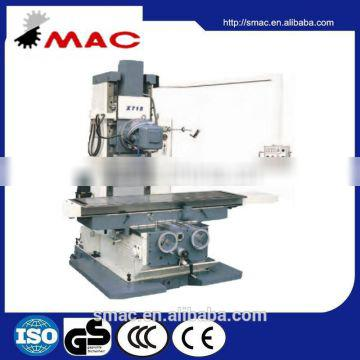 the hot sale and low cost top sale vertical milling machine X715 of china of SMAC