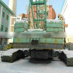 used 250ton crawler crane in hot sale/cheap crawler in shanghai welcome check