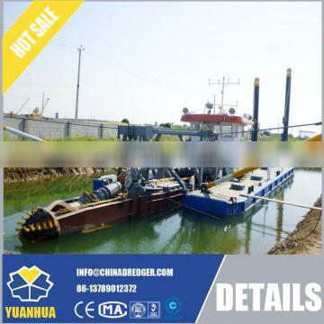 Qingzhou dredgers used 12 Inch Cutter Suction Dredger ship for sale