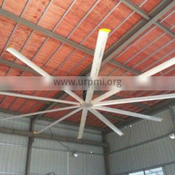Newest design high quality 7.2M and 6M ceiling fan pakistan