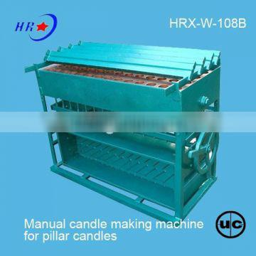 HRX-W108B pillar candle making machine