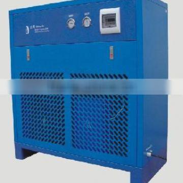 Air dryer for screw air compressor
