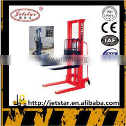 manual Hand operated Hydraulic Forklift 2T