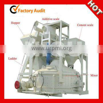 Made in China Planetary mixer JN1000 for 1000L