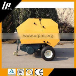 Farm machine small hay baler,small baler machine,mini hay baler for sale