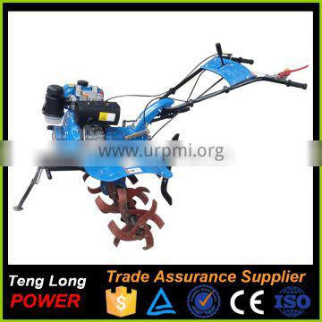 Diesel Rotary Cultivator Mini Tiller Cultivator With Cultivator Blades For Sale