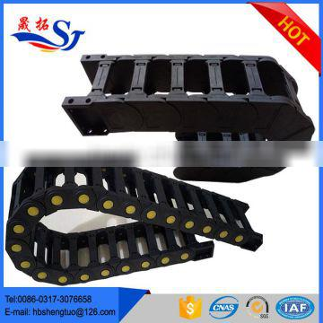 Hot Sale Electric CNC Carriage Chain Cable Carrier Polymer