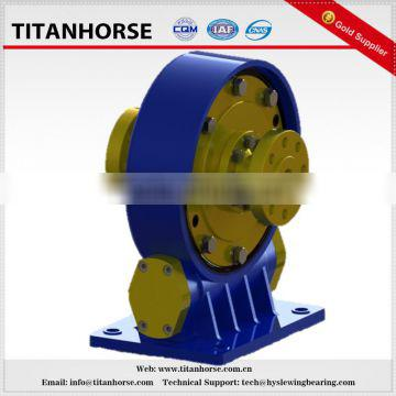 titanhorse 9 inch vertical worm drive for rotation of joints