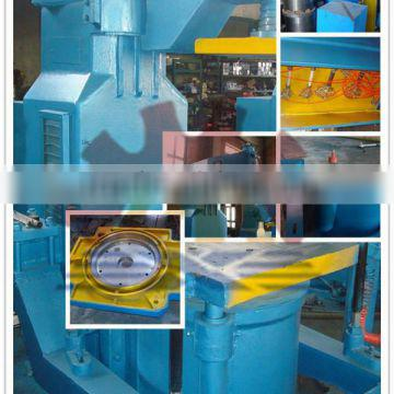 Easy Operation Technology Jolt Squeeze Moulding Machine-ZX148DH/Sand Casting Molding Machine/Foundry Iron Moulding Machine/