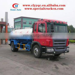 Hot JAC 10cbm 4X2 10000liters water tank bowser truck for sale