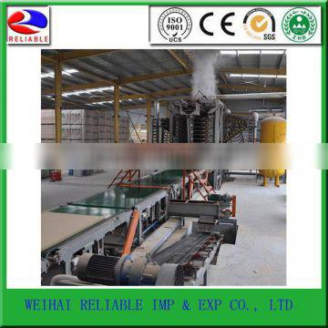 2016 Trade Assurance hot press machine for particleboard