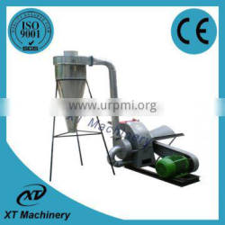 11kw 15hp livestock poultry multifunctional hammer mill with cyclone