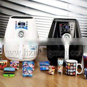New Arrival Mini 3D Vacuum Sublimation Printing Machine for mugs/phone case