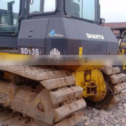 used mini bulldozer Shantui SD13S in shanghai with reasonable price and good working condition