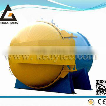 Electrical tire/tyre retreading machine With ASME Certification