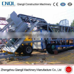 China famous brand good quality and good mobile concrete batching plant price