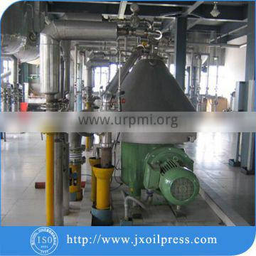High efficiency crude sunflower seed oil refined machine