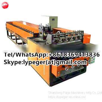Full automatic newest stainless steel scourer scrubber making machine