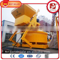 Factory direct sale MPC500 Vertical Shaft Planetary Concrete Mixer with stainless steel
