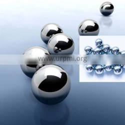 low noise perfect round large chrome steel ball solid for sale
